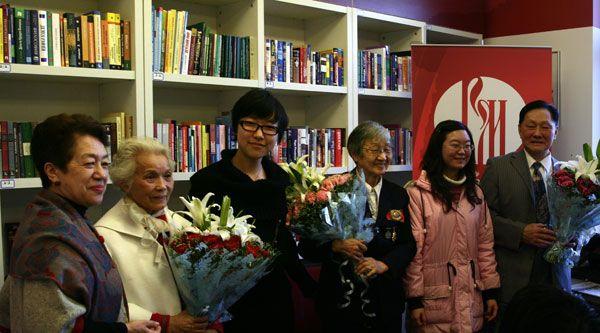 В рамках акции «Русский мир — память сердца» в Пекине состоялась встреча студентов-русистов с китайцами — воспитанниками Ивановского интердома